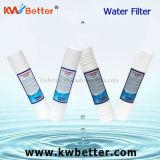 Cartuccia di filtro dall'acqua dei pp con la cartuccia di filtro pieghettata dall'acqua