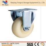 Wiel van de Gietmachine van de Wartel van de Kern van het staal het Rubber voor Logistiek