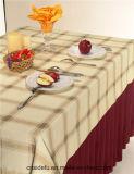 Polyester-fantastische Bankett-Hotel-Tisch-Fußleiste 100%