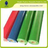 Bâche recouvert de PVC La meilleure housse de lin en coton Tb071
