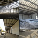 Populäres Modell-vorfabriziertes helles Stahlkonstruktion-Lager mit Nizza Qualität