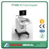 Блок развертки ультразвука Doppler цвета 4D самого лучшего цены PT400 передвижной