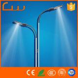 lâmpada do diodo emissor de luz da estrada da rua principal de centro de cidade dos braços 120W dois