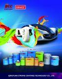 Usage de la peinture automobile Peinture d'apprêt résistant à la chaleur à l'état de revêtement liquide