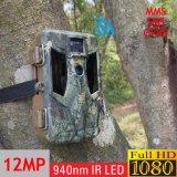 камера игры наблюдения CMOS следа сигнала тревоги 1080P GSM MMS