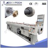 Máquina da extrusão da tubulação do PVC com a extrusora de parafuso gêmea