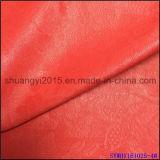 Кожа PU для куртки и одежд мягкого Handfeeling