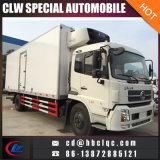 Carro do congelador das vendas 8mt 12mt de China caminhão frio do recipiente do bom