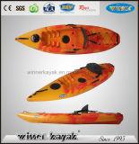 1 Los remeros (Max) barato sencillo sentarse plástico en el kayak superior para el adulto y niño