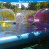 遊園地の子供のためのプラスチックZorbの球