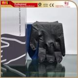 Puder-freies Cer-anerkannte schwarze Nitril-Handschuhe