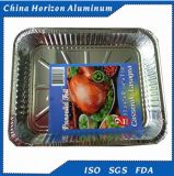 8011 80 micros Venda Quente Recipiente de Alumínio