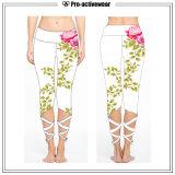 Heiße verkaufende kundenspezifische Yoga-Hosen für Frauen