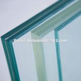 Fabricación laminada vidrio del edificio