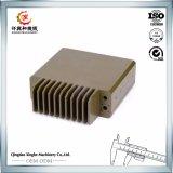 OEM-алюминиевый литой алюминиевый радиатор с порошковое покрытие