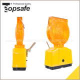indicatore luminoso d'avvertimento di energia solare di 4PCS LED per traffico