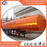3-Axels nuevo del tanque de 50 metros cúbicos precio de gasolina y aceite del acoplado semi