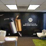 새로운 형식에 의하여 인쇄되는 훈장 벽 벽화