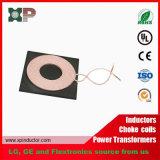 Tx50 que transmitía la bobina de Qi modificó la bobina para requisitos particulares de carga sin hilos para el cargador del teléfono