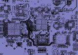 다중층 PCB 널 Fr 4 Tg135 침수 금 PWB