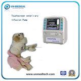 Pompa portatile di infusione per la clinica veterinaria