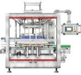 Het vullen Machine 3 in 1 Plastic Bottelmachine van het Mineraalwater van het Water van de Fles