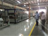 Plastiktellersegment, das Maschine mit pp. materiell herstellt