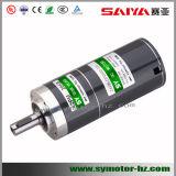 62mm Transmisión Caja de cambios de DC de escobillas del motor