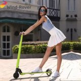 De Zwerver die van de wind de Elektrische Autoped van de Vezel van de Koolstof van het Skateboard Lichtste vouwen