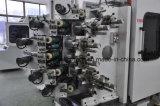 Farben-Drucken-Maschine der Qualitäts-sechs für Plastikbehälter