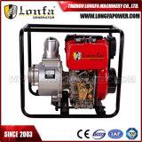 Dieselmotor-Dieselwasser-Pumpen-Set des Portable-4 des Zoll-186f