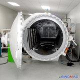 1500X3000mm ASME zugelassener elektrische Heizung GummiVulcanizating Autoklav