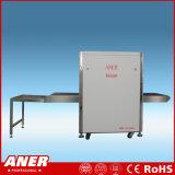 650x500mm de tamaño del equipaje con escáner de rayos X de baja fuga calificado proyección de imágenes para la comprobación de seguridad de la estación de policía
