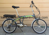 20дюйма складные E велосипед с Burhsless редукторного двигателя /складная E-Bike (Си-E2010)