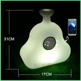 Bluetooth Speaker Bottle Design Lampe de table sans fil