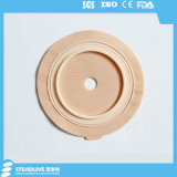 20-70mm切られたサイズのHydrocolloid Colostomyのフランジの丸型(SKU2039070)