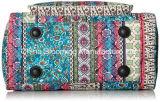 Duffel van de Polyester van dames de Openlucht Kleurrijke 600d Zak van de Reis van de Bagage