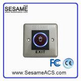 De automatische Knoop van de Uitgang van de Aanraking Sensor/No van de Deur Infrarode (sB6-Squ)