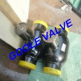 Soldado completamente la válvula de bola con el bloqueo (FDQ61F)