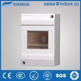 配電箱シールが付いている電気ボックス配電箱プラスチック機構ボックスはHc-S 4waysに穴をあける