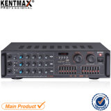 25W 220V Power Karaoke Mixer Amplifier com display LED (AV-2500)