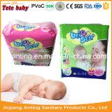 S 48 M 42 L 6 PCS-Verpackungs-Baby-Windeln, ökonomische Baby-Windeln