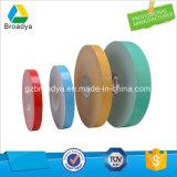 Alta vinculación/cinta adhesiva echada a un lado doble de acrílico solvente de la espuma del PE (BY0805)