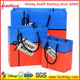 선물 종이 봉지 /Promotional 종이 봉지 또는 손잡이 선물 운반대 부대 (GX29351)