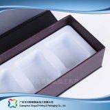 Cadeau d'emballage de papier de carton/boîte faits sur commande à thé/chocolat/café (xc-hbt-001)