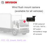 Montaje a ras del viento delante de la cámara CCD para todos los vehículos