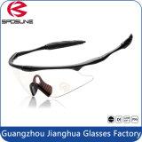 Material de PC moda UV400 Desporto andar de óculos de segurança