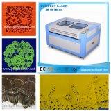 Hotsale Leather Fabric Acrilico Plástico Madeira Contraplacado MDF Cloth CO2 Laser Engraver Cutter Bom preço