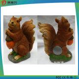 Gestaltungsarbeit Polyresin Eichhörnchen Bluetooth Lautsprecher (GEIA-056)
