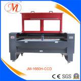 Kundenspezifischer LaserEngraver mit hoher Leistung 100W (JM-1680H-CCD)